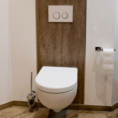 Toilettenrückwände