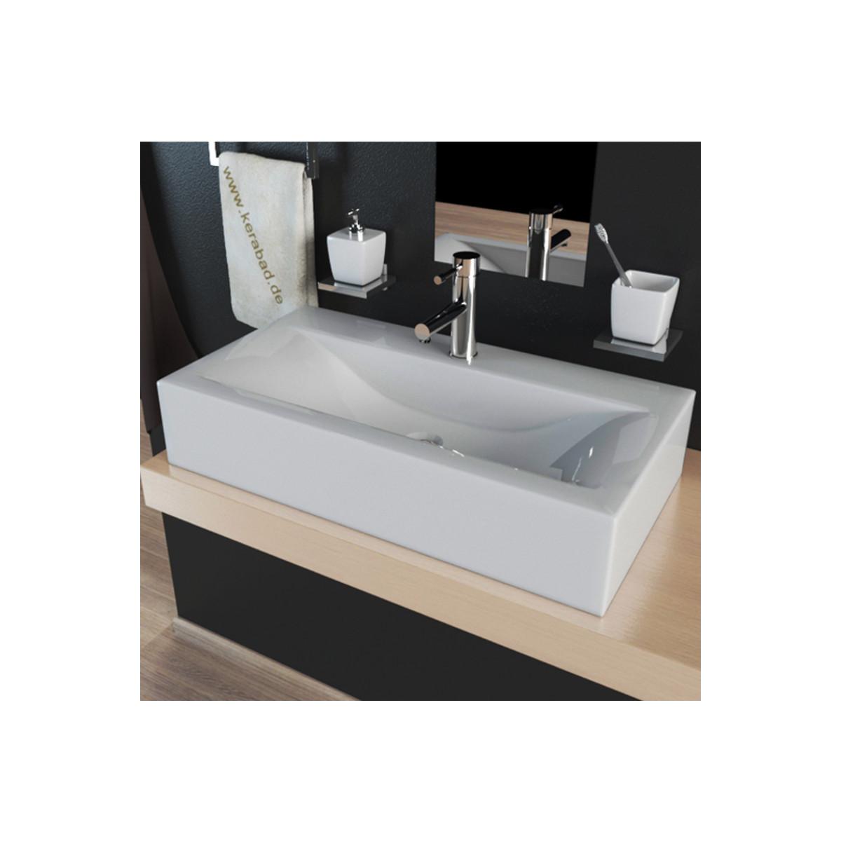 waschbecken kbw153 49 90. Black Bedroom Furniture Sets. Home Design Ideas