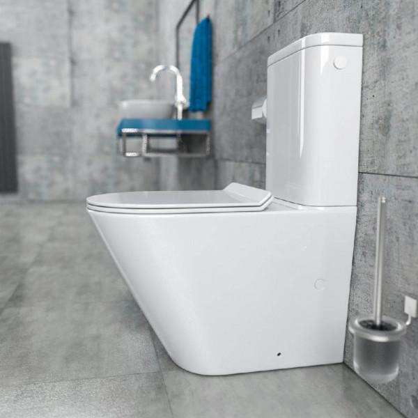 Gut gemocht Stand-WC-Kombination randlos KB6093B, 229,90 € DF51