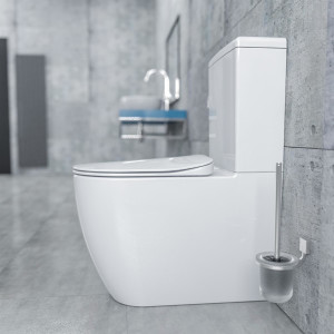 Stand-WC Kombination Free FE360-SET