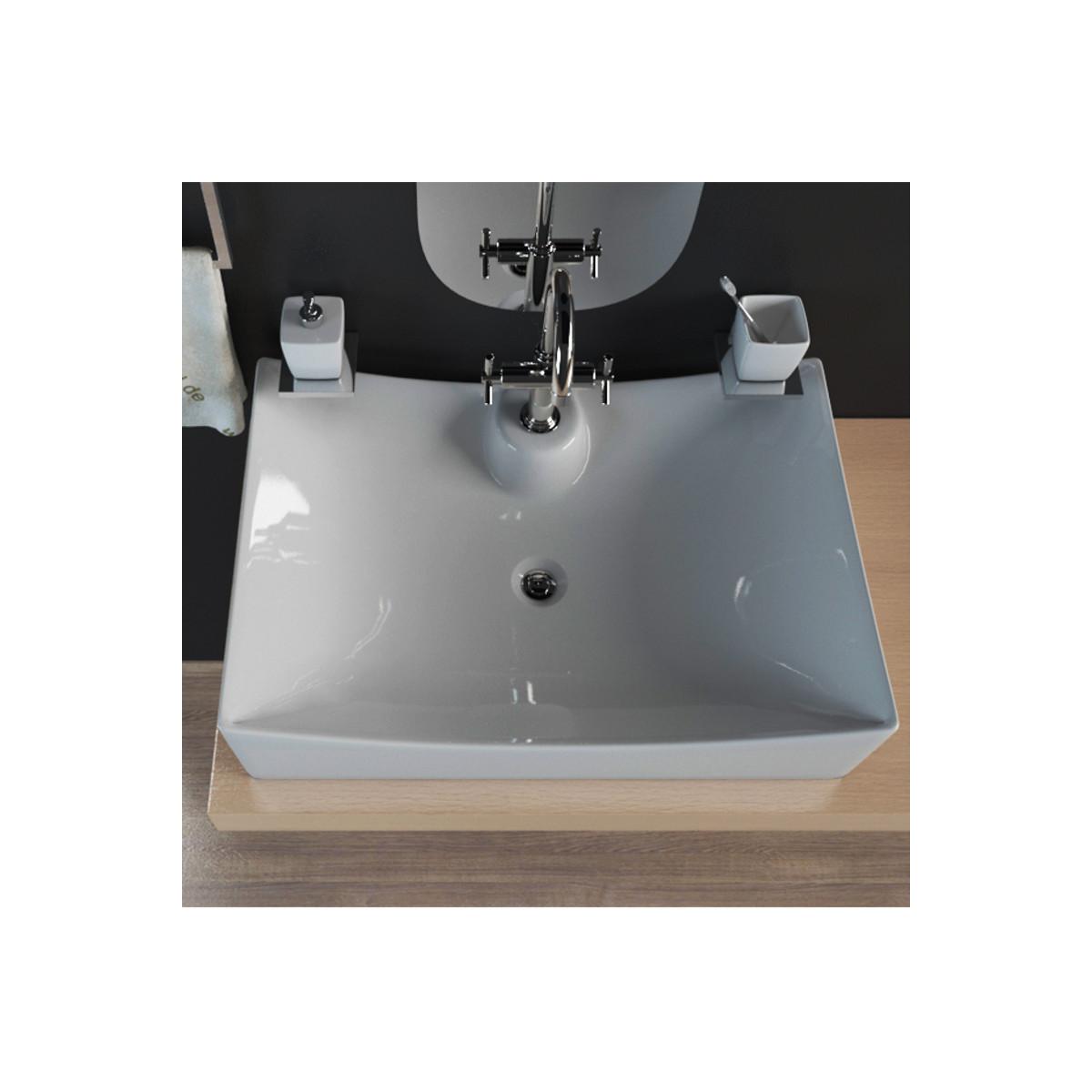 waschbecken kbw038 69 90. Black Bedroom Furniture Sets. Home Design Ideas